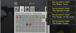 Nature Expansion Mod for Minecraft 1.16.5