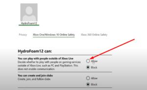 Minecraft 1.16+ (Bedrock Edition) (Privacy Error Bug Fix)