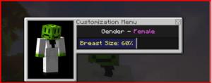 download Wildfire Gender Mod Minecraft 1.16.5!