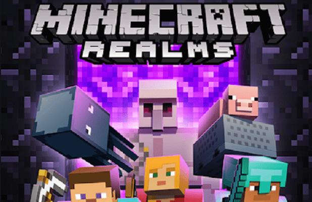 minecraft realms image