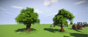trees minecraft
